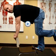 Quick Tip: Do you know how to deeply stretch your calf muscle?