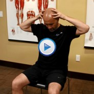 Quick Tip: Want a four-in-one neck stretch?