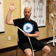 Quick Tip: Looking for more balanced shoulder mobility?