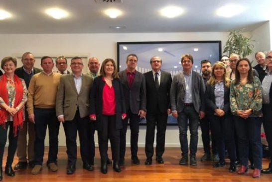 Reunión con Alcaldes y Alcaldesas de la zona sur
