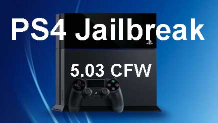 PS4 Jailbreak 5 03 CFW Update - Download PS4 Jailbreak 5 03 CFW Free