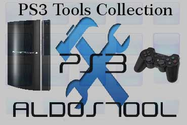 PS3 Tools Collection v2 7 38 - Download PS3 Tools Collection