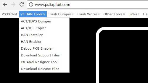 PS3 Super Slim Jailbreak - PS3Xploit Tools v3 0