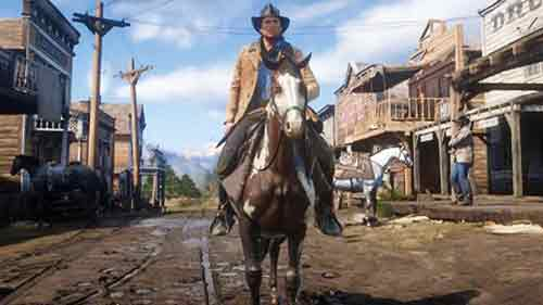 Red Dead Redemption PS3 (USA) PKG - Download PS3 (CFW) ISO Free