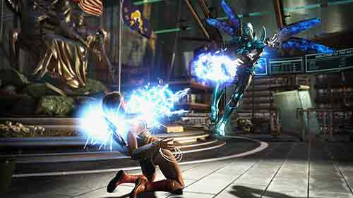 Injustice 2 PS4 ISO [+DLC] - Download Injustice 2 PC Game ISO for Free