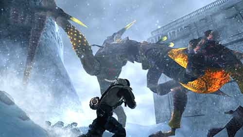 Lost Planet Extreme Condition PS3 ISO - Download PS3 (CFW