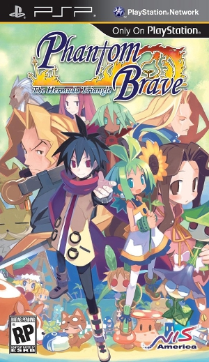 Phatom Brave - Phantom Brave: The Hermuda Triangle (USA) PSP ISO CSO