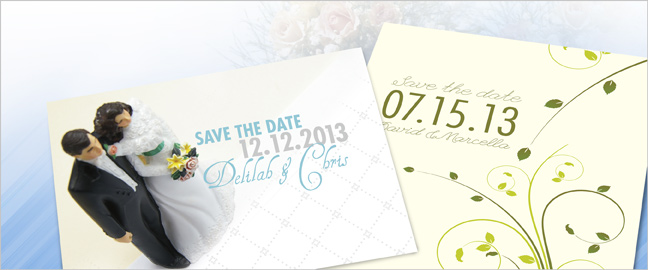 Jason Jennifer Wedding Invitation