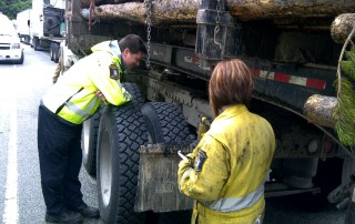 truck inspection