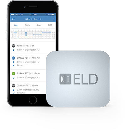 Electronic Logging Devices - ELD | Peter Suess