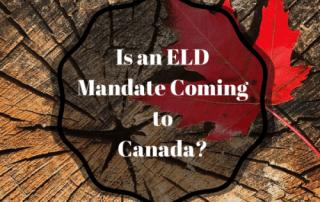 Canadian ELD Mandate