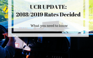 2018 UCR Rates Decided