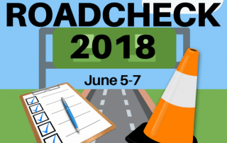 2018 Roadcheck June 5 to 7