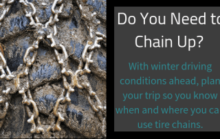 tire chain laws