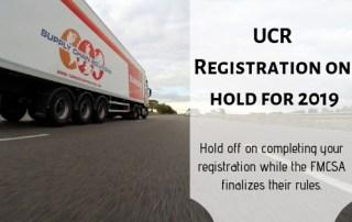 2019 UCR Registration fees