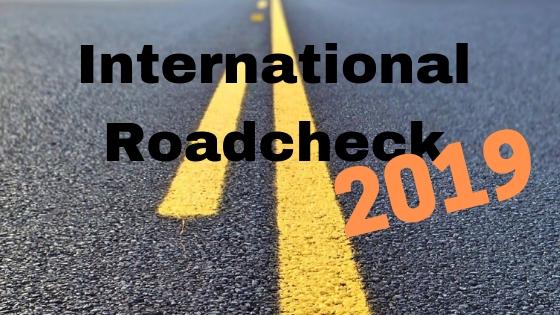 International Roadcheck 2019