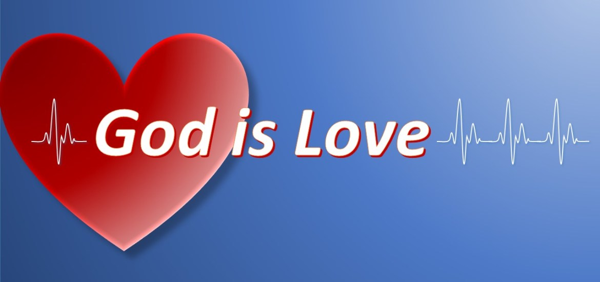 The Amazing Love of God Who-Is-Love Part 2 - A peace loving faith