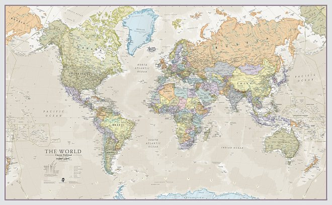 Where to buy maps that cover the wall pineapple suitcase a detailed world map via amazon 3899 gumiabroncs Gallery