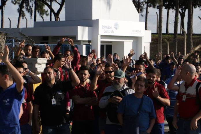 movimento-operario, brasil - Fora Temer, Dia de lutas e protestos, CSP-Conlutas