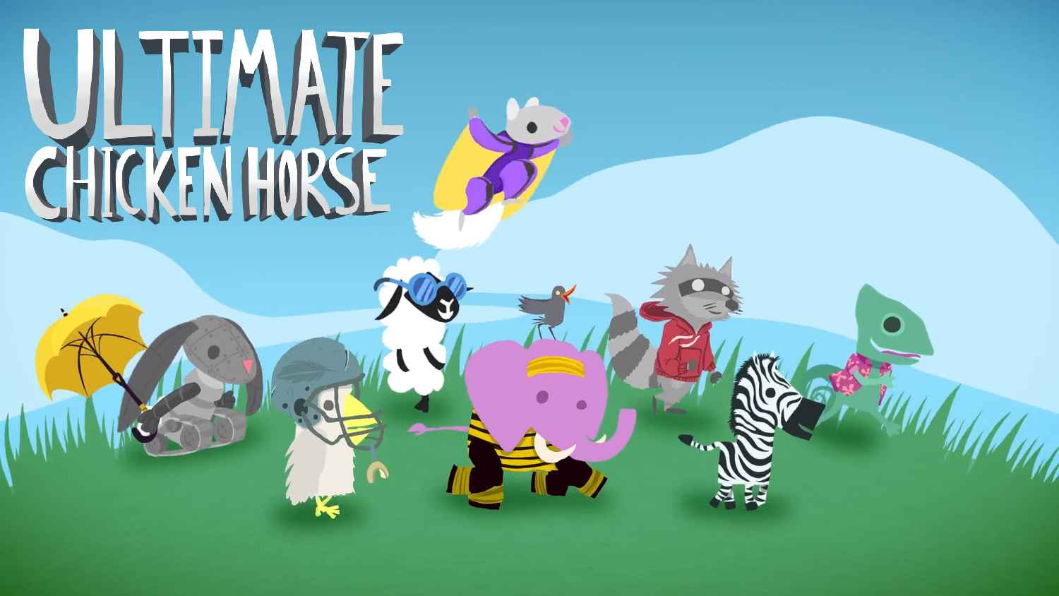 Ultimate Chicken Horse Review PS4 PlayStation Universe