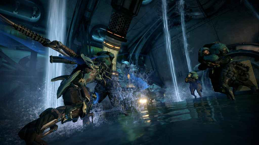 Warframe PS4 Update Fortuna Arrives With PS Plus Bonuses