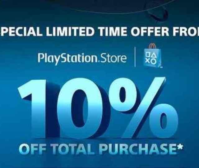 Psn Discount Code