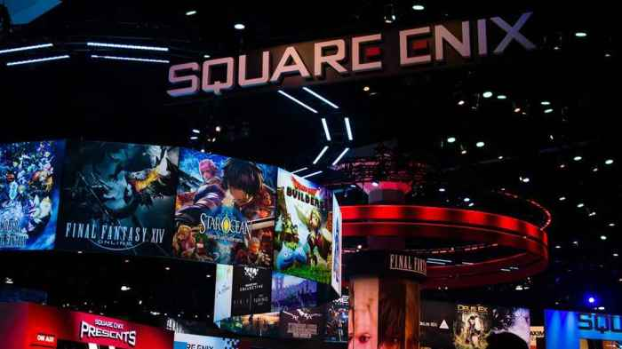 Image result for square enix e3 2018