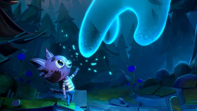 Ghost Giant PSVR Review
