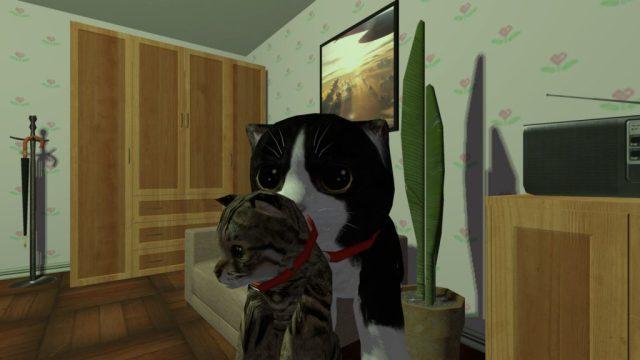konrad the kitten psvr
