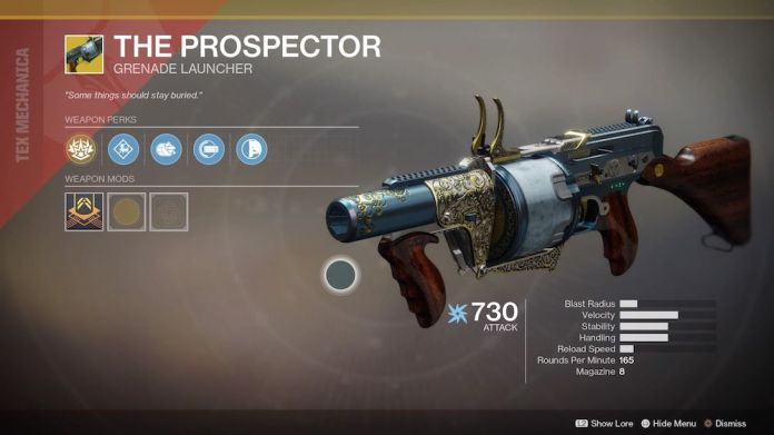 Destiny 2 - How to Get Prospector Catalyst - PlayStation Universe