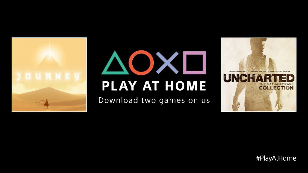 "Sony ""Play at Home"" program"