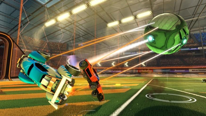 Rocket League Wallpapers - PlayStation Universe