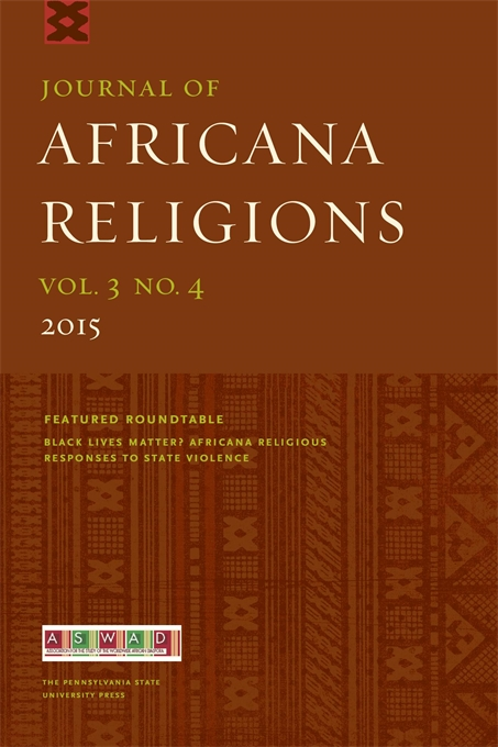 """Image result for """"journal of africana religions"""""""
