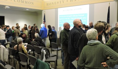 Fair Districts PA Draws High Interest, Turnout at First General Body Meeting