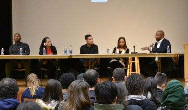 Activist Panel Affirms Importance of Resolute Political Action Combined with Education and Outreach