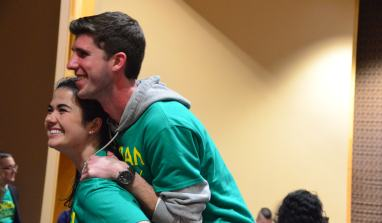 Jordan-Shockley Campaign Reflects on Historic UPUA Win