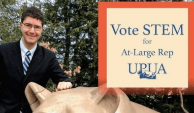Meet the Candidate: Anthony Stem