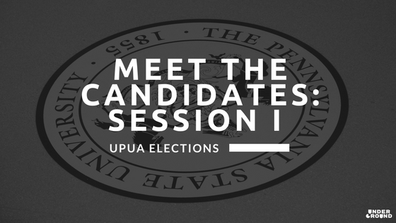 Meet the Candidates: Session I