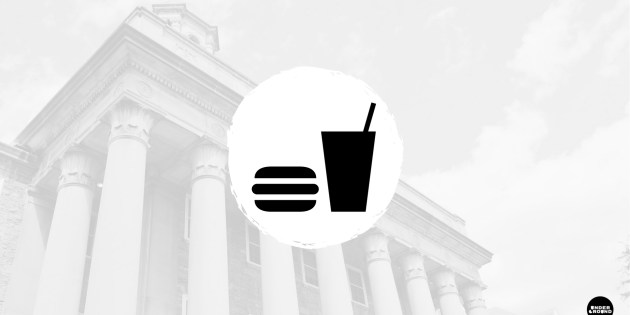 The Freshman Guide: Eating on Campus