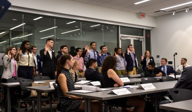 UPUA Confirms New Freshman Representatives, Expresses Support for Campus Recreation Amid Clash with Faculty