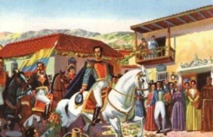 Resultado de imagen para batalla de carabobo BOLÍVAR COMPRENDIÓ LA LUCHA DE CLASES