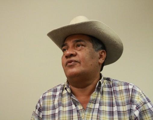 El cantante de música llaneró irá como candidato oficialista en Apure | Foto: Psuv.org.ve