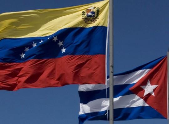 Resultado de imagen para cubanos residentes en Venezuela