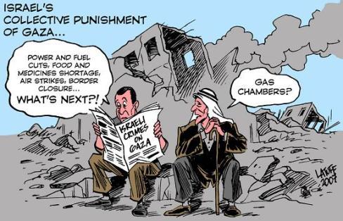 Gas Chambers Gaza