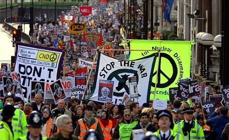 POLITICS Protests 10