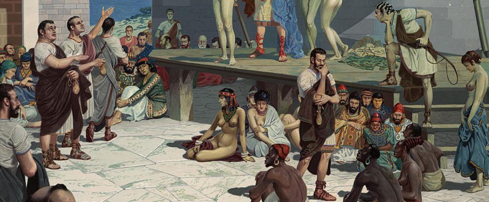 L'esclavagisme et les esclavagistes