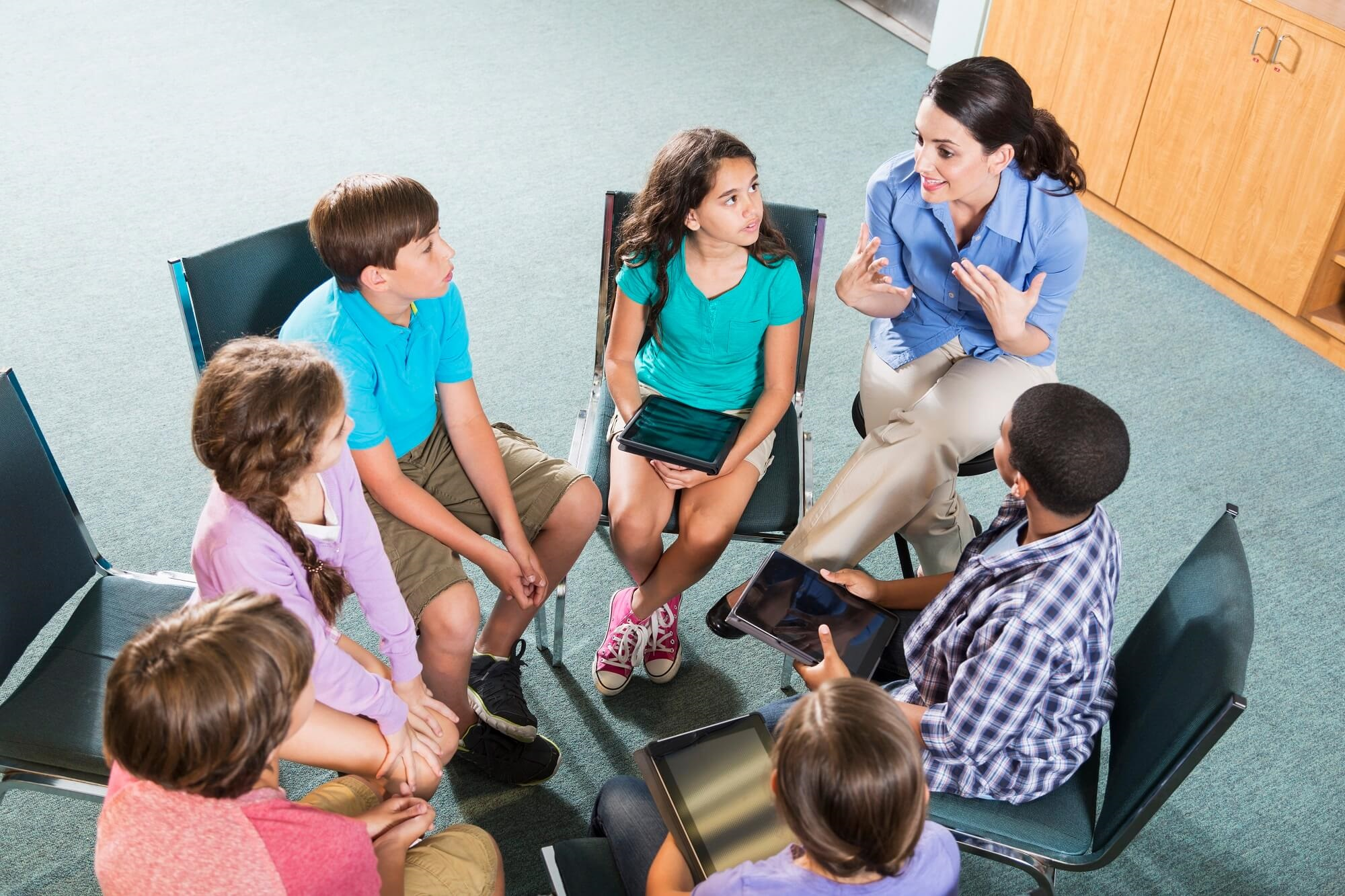 Group Cognitive Behavioral Therapy Is Effective Treatment