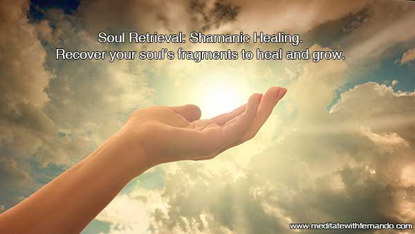 Soul Retrieval will bring back your soul fragments.