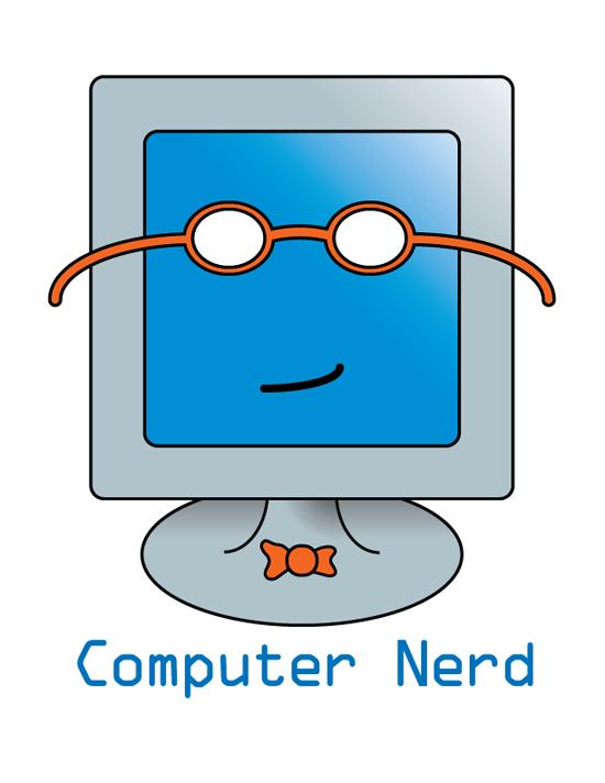 Computer T-Shirt Design
