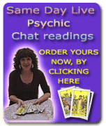 Same Day Live Chat Psychic Readings